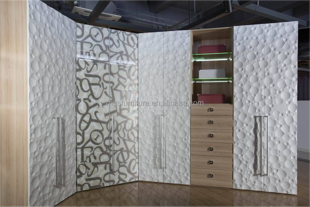 Factory best sell cloakroom moulding wardrobe/Large wardrobe armoires