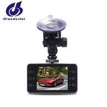 HOT k6000 1080P manual car camera hd dvr with Night Vision H.264 Dash Cam