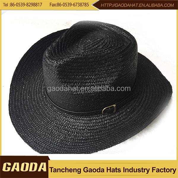 China wholesale purple cowboy hat