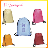 Golden Supplier Custom Polyester Foldable Travel Bag