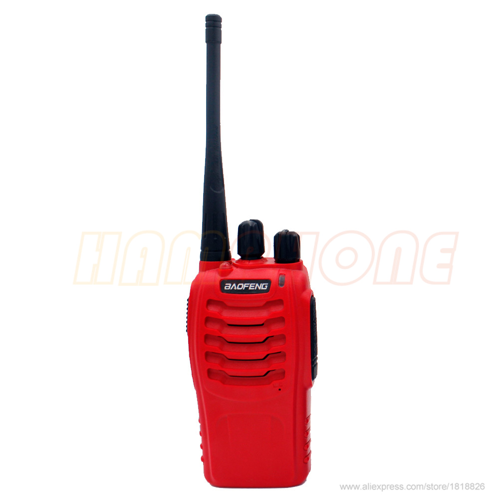 wireless tour guide system BAOFENG BF-888S UHF 400-470Mhz two way radio for security