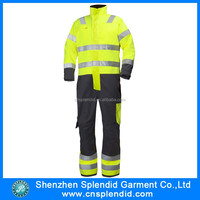 Wholesale protective clothing hi vis workwear engineering uniform