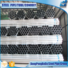 20mm tubing distributors pre galvanized round steel pipes