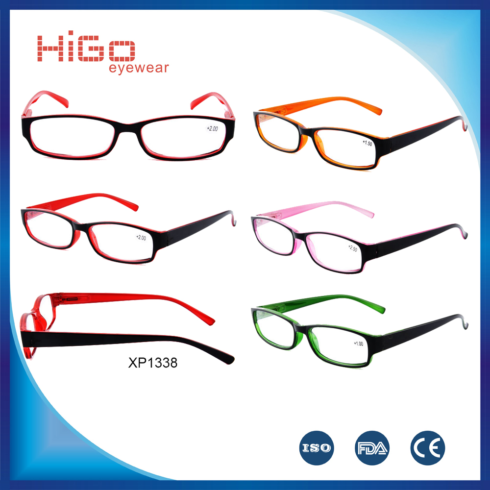 popular reading glasses with light which our manager have visited some countries and meet all of the market