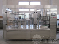 High Quality 2013 New Design Mineral Water Bottling Plant