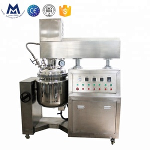 Plant equipment price small liquid soap detergent mixing making mixer machine