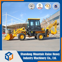 WEIFANG Backhoe Loader cheap back hoe loader