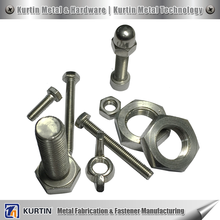 stainless steel 316L captive panel fastener screw for truck