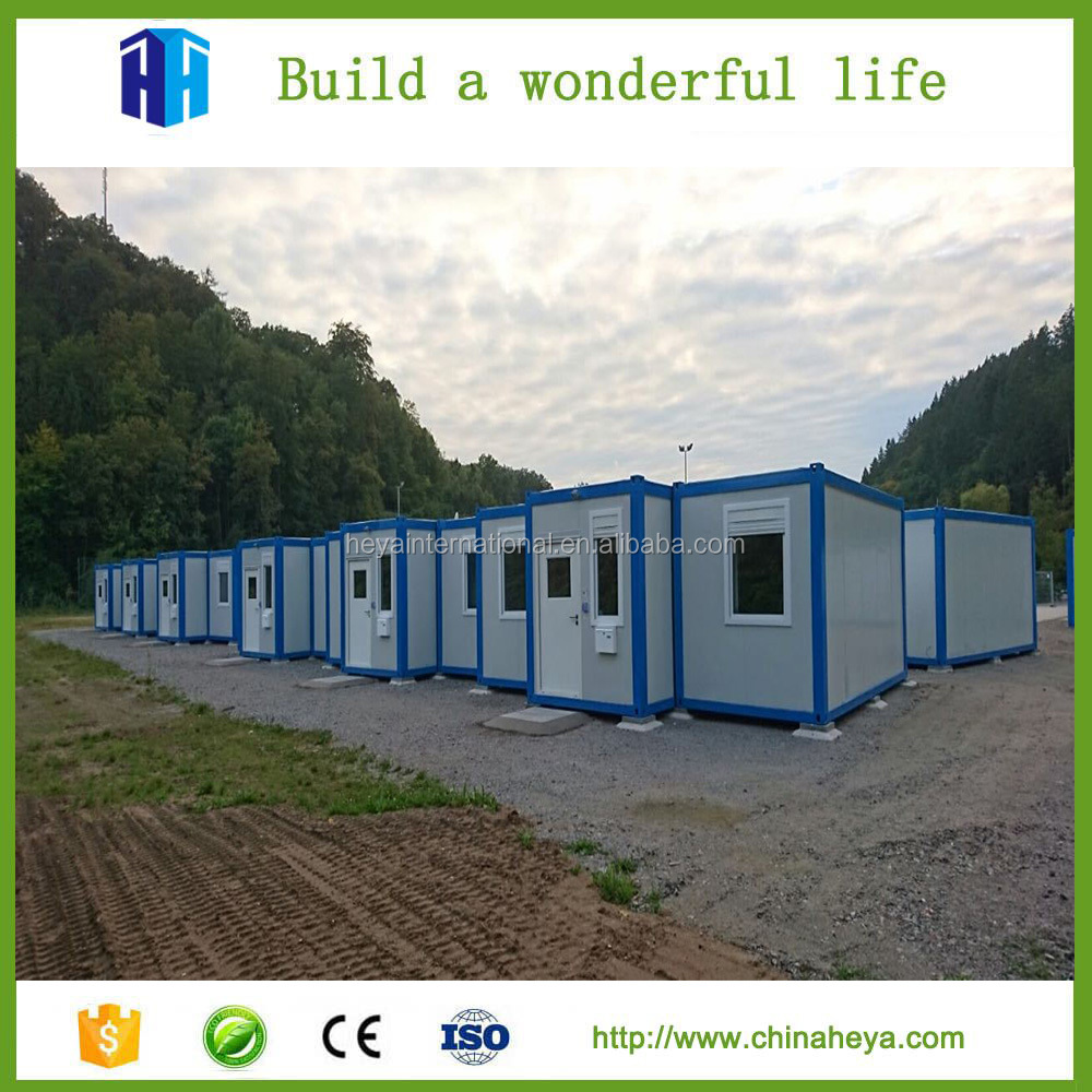 China ablution container homes cost apartment building for sale