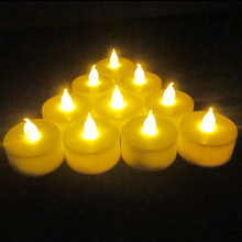 Mini Flameless Led Tea Lighting Candle