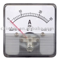 80*80 Panel Meter(Analog Panel Meter,voltmeter, Pointer Meter)