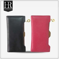 HenRon2 GSV ICTI Factory customized wallet men leather