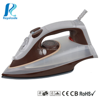 New design high quality fashion professional steam iron