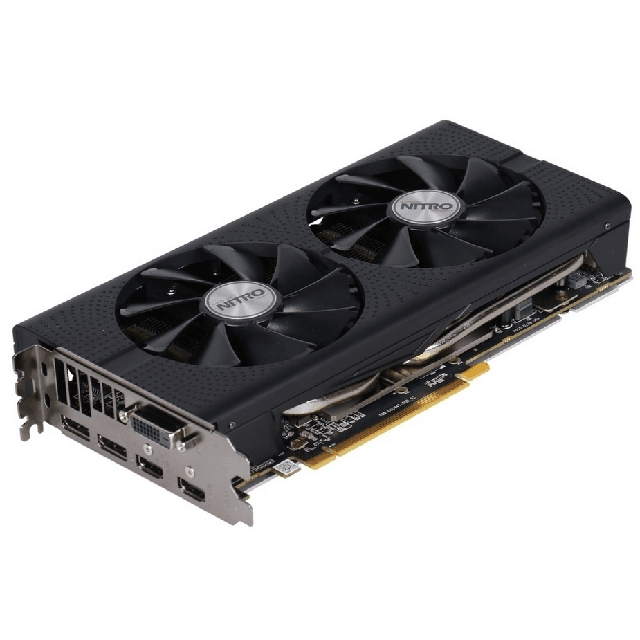 High quality AMD RX570 4G 8G Ethereum mining graphic card