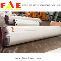 FAE CHINA 40mm Seamless Steel Casing Pipe Tube Foudation Construction