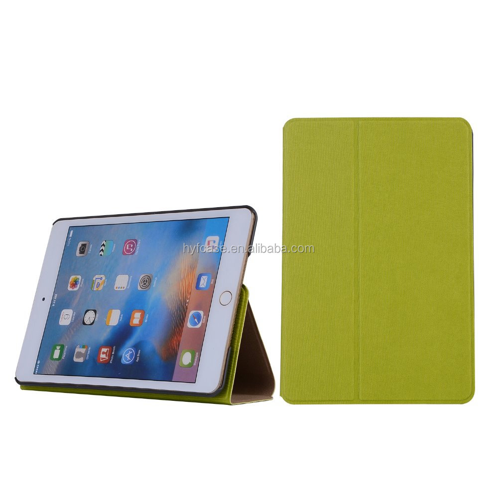 For Apple iPad mini 4 Slim Smart Magnetic Leather Case Cover,Many colors for iPad Mini Case