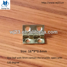 Small cute box ring hinge HG12405-1