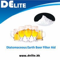 High Quality Flux Calcined diatomite powder and Natural and Organic filteration for beer or other beverage