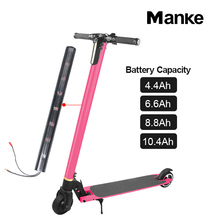 top quality 6.5 inch 40 mph electric scooter for adults