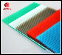 1mm polycarboante solid sheet reduce more heat energy 2.7 thickness pc awning sheets for house skylight