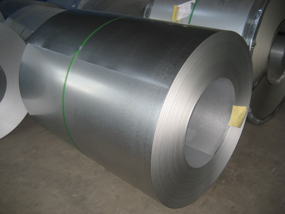 hot dipped galvanized steel coil in sheet ZINC 40-80g steel coil building roofing prepaianted galvanized steel coil <strong>Q195</strong> aluzinc