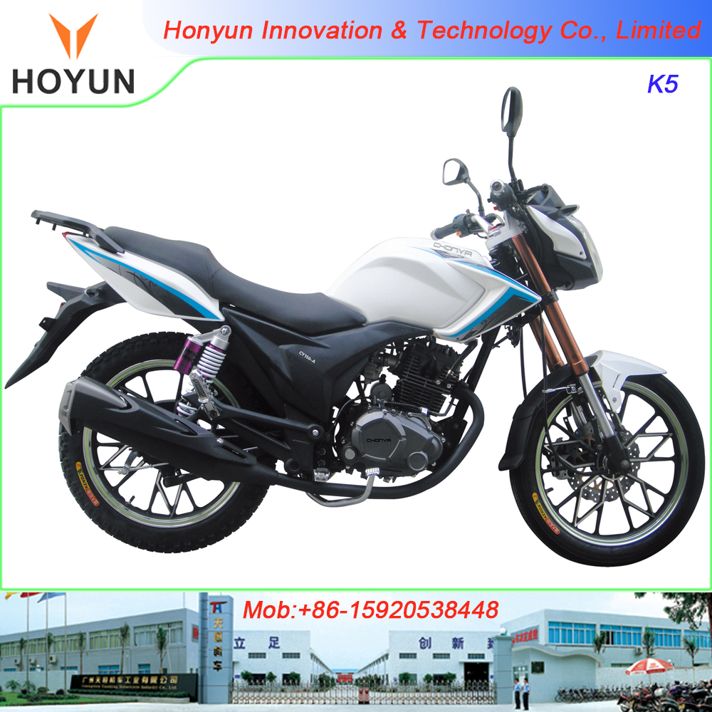 Hot sale new design made in Guangzhou SUZUKI QINGQI K5 motorcycles