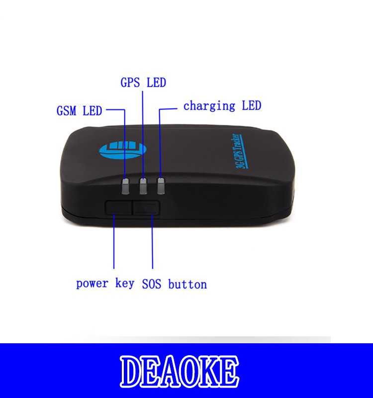 Best quality Plastic radio shack gps car tracker with 3G Tracker wcdma TK207