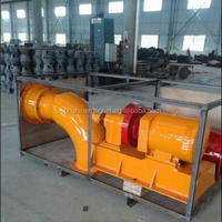 High Efficiency 30Kw Shaft Extension Tubular