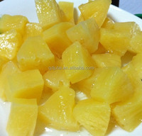 20OZ wholesale canned pineapple pieces