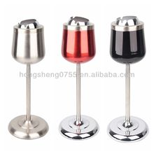 (factory)High quality indoor metal ashtray stand