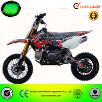 Brand chinese motorcycle lifan 125cc engine/pocket bikes cheap for sale TDR-KLX66L