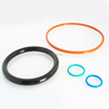 Factory manufactured high quality seal clear silicone rubber o ring