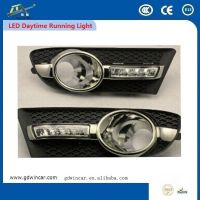 For Buick Excelle Gt High Configutation 2010 - 2013 Led Day Time Running Lights Led Cob Light Led Day Light Car
