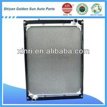 full aluminum heavy equipment radiators from Hubei factory A5D