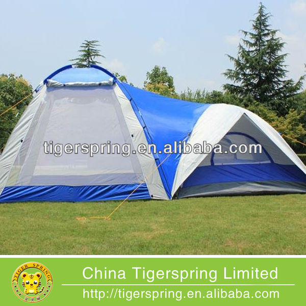Extra Large Heated Triangle Camping Tent Fun Camping Tent