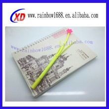 gesture silicone pen for student,silicone pen in good quality,creative silicone pen