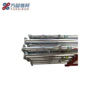 Scaffolding adjustable shoring jack formwork steel building props made in china