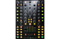 VOXOA professional 2 channel digital DJ mixer and midi controller for DVS & TIMECODE M70