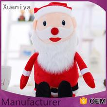 2016 hot gift Cheap Designer custom size dancing black santa