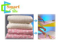 Smartlife vacuum compressed seal bags wholesale save 75% space smart storage solutions