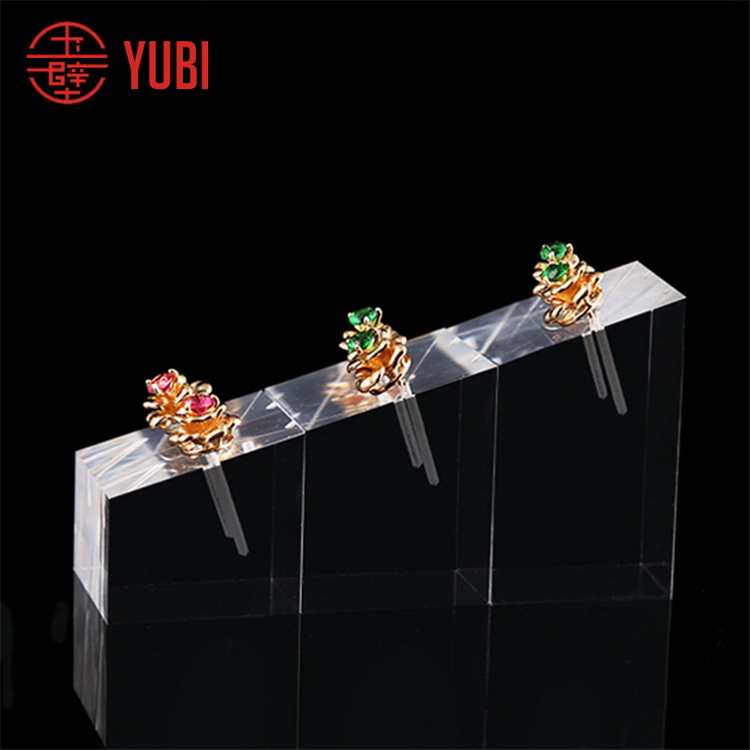 Top grade new arrival new acrylic jewelry display tree