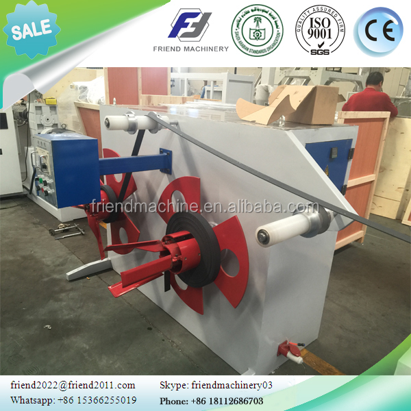 Plastic PVC edge band making machine for sale
