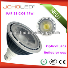 high bright CRI>80 e27 par38 cob led par led 230v light bulb lamp 15w