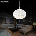 Modern Round Chandelier Custom Metal Pendant Ball Pendant Light Fixture MD81089-L1