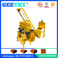 M7A2 fully automatic clay brick making machine