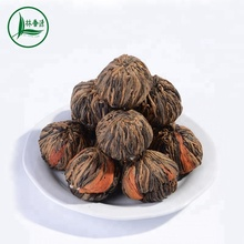 Chinese Dragon Craft Balls Dried Scented Loose Flower Blooming Tea