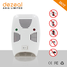 Hot sale 5 in 1 Dezeal DZ-201 Rodent Mice Roach Spider Cockroach repeller