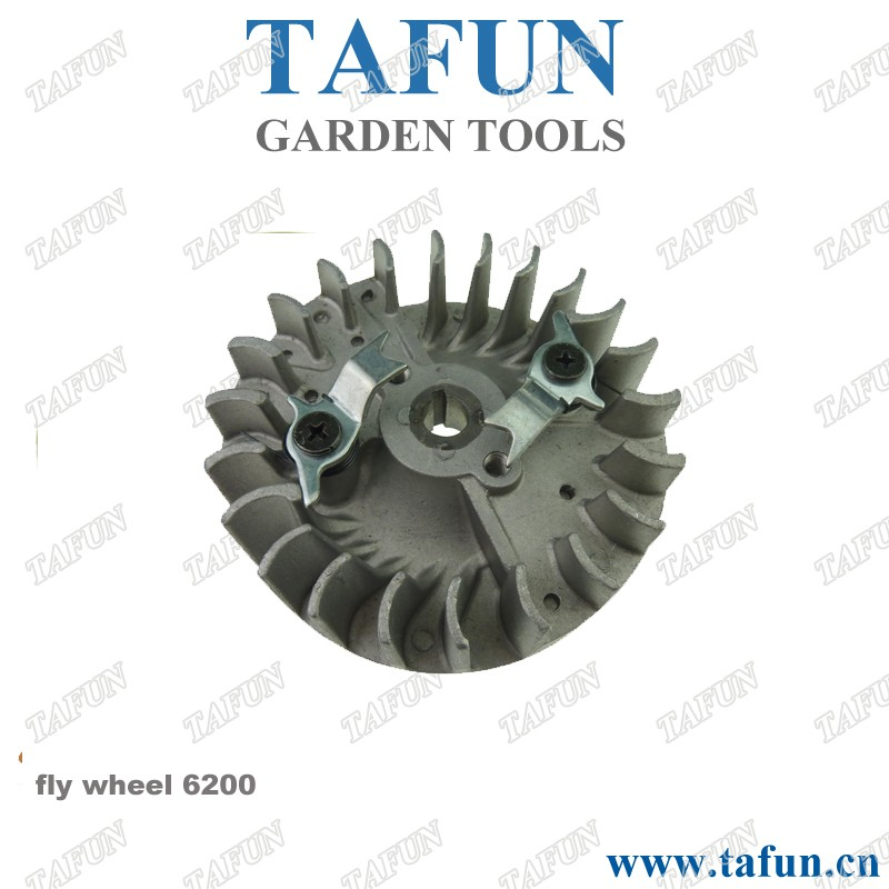 High quality fly wheel for brush cutter or chainsaw