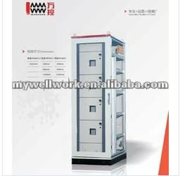 GHK Fixed Cellular-type Switchgear Cubicle/Cabinet/Power distribution box(LV switchboard enclosure)