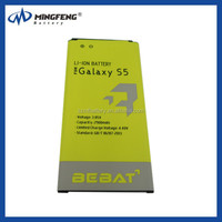 100% original genuine tell phone battery for Samsung S5 Galaxy i9600 i9602 battery